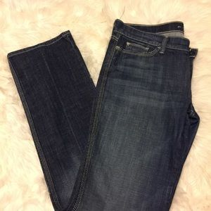 7 for All Mankind Colette blue jeans 32